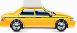 такси - легковые автомобили
