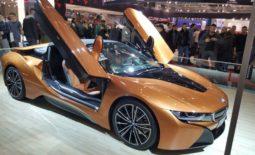 Vienna Autoshow 2018  — автомобильная выставка в Вене